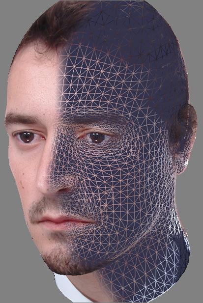 Generazione modello 3D; Riconoscimento volti